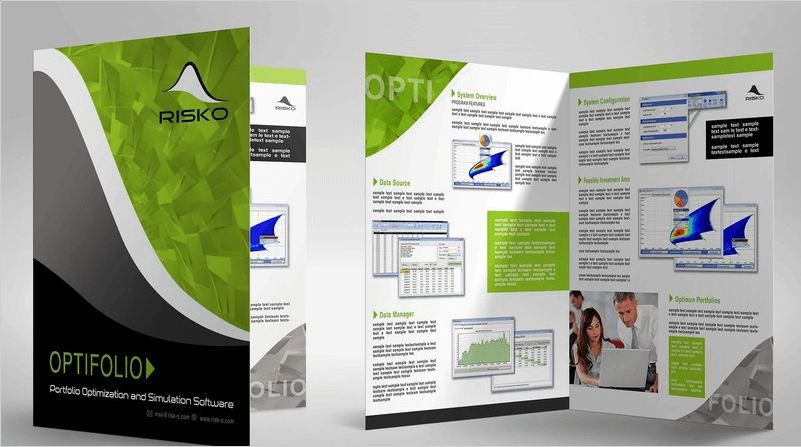 Brochure & Flyer Desinging